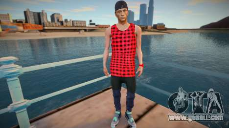 Marco Reus for GTA San Andreas