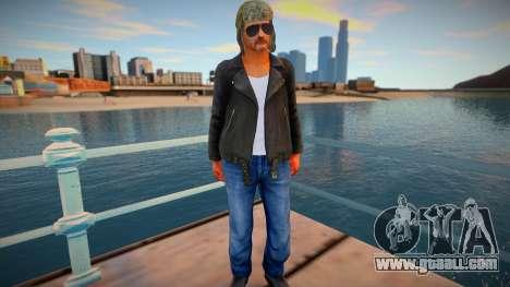 Daviditch for GTA San Andreas