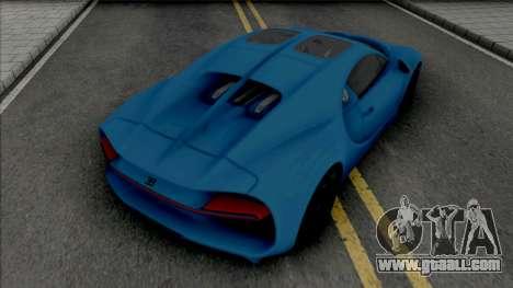 Bugatti Chiron Sport 110 Ans [HQ] for GTA San Andreas