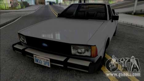 Ford Pampa 1983 for GTA San Andreas