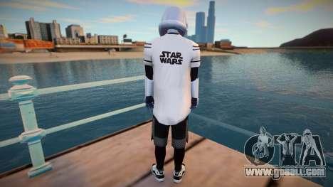 Star Wars Stormtrooper for GTA San Andreas