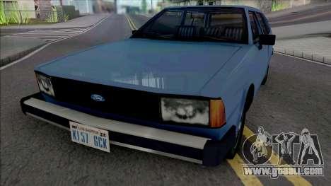 Ford Belina II 1981 for GTA San Andreas