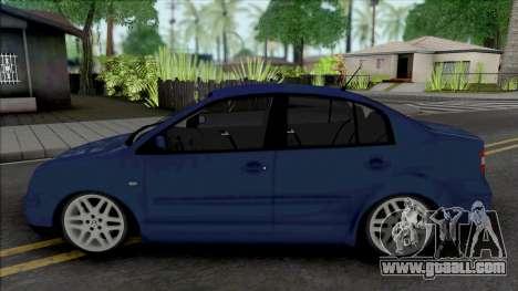 Volkswagen Polo Sedan 2005 Sportline for GTA San Andreas