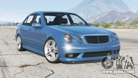 Mercedes-Benz E 55 AMG (W211) 2002〡add-on v2.0