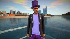 Dude 13 from GTA Online for GTA San Andreas