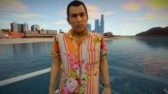 Rikiya Shimabukuro - Yakuza 3 for GTA San Andreas