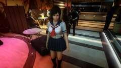 Kokoro Sailor School for GTA 4