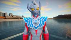 Ultraman Taiga from Ultraman Legend of Heroes for GTA San Andreas