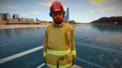 New Firefighter Las Venturas for GTA San Andreas