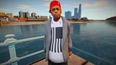 Lil Wayne Skin for GTA San Andreas