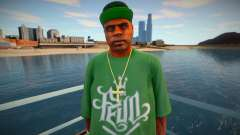 Ped Grove Street style for GTA San Andreas