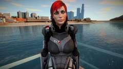 Shepard Jane for GTA San Andreas