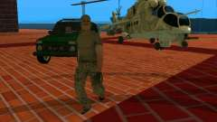 FSB CSN officer for GTA San Andreas