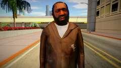 Homeless man from GTA 5 v8 for GTA San Andreas