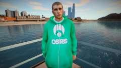 Osiris-style dude for GTA San Andreas