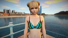 Marie Rose Deluxe Bikini for GTA San Andreas