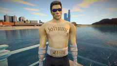 Johnny Cage wrestling for GTA San Andreas