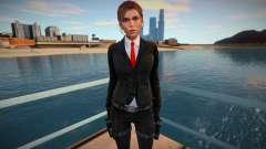 Lara Croft Hitman for GTA San Andreas