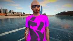 Ballas2 in GTA 5 style for GTA San Andreas