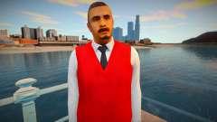Lackey from GTA V 1 for GTA San Andreas