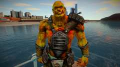 Super mutant from Fallout 2 for GTA San Andreas