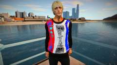 Lil Peep V2 for GTA San Andreas