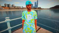 Skin from GTA Online 3 for GTA San Andreas