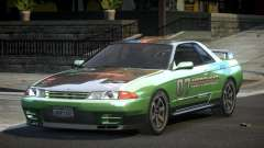 Nissan Skyline R32 GS-R S1 for GTA 4
