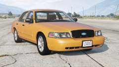 Ford Crown Victoria 2011 for GTA 5