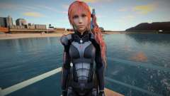 Serah N7 Mass Effect for GTA San Andreas