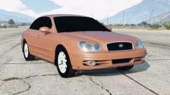 Hyundai Sonata (EF) 2004〡rims2 for GTA 5
