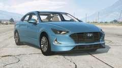 Hyundai Sonata (DN8) 2020 for GTA 5