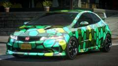 Honda Civic PSI-U L7 for GTA 4