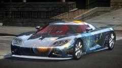 Koenigsegg CCX GST-R S7 for GTA 4
