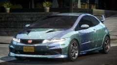 Honda Civic PSI-U L9 for GTA 4