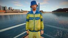 New Ken Rosenberg for GTA San Andreas