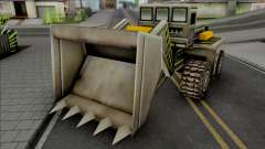 C&C Generals Construction Dozer for GTA San Andreas