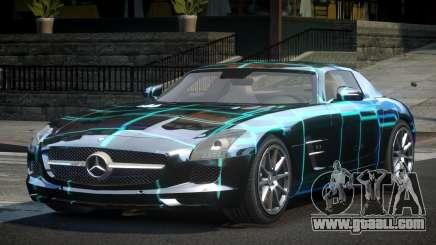 Mercedes-Benz SLS GS-U S5 for GTA 4