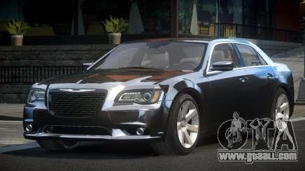 Chrysler 300C SP-R for GTA 4