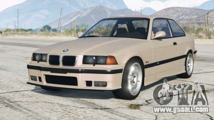 BMW M3 withoupe (E36) 1995〡add-on v2.1 for GTA 5