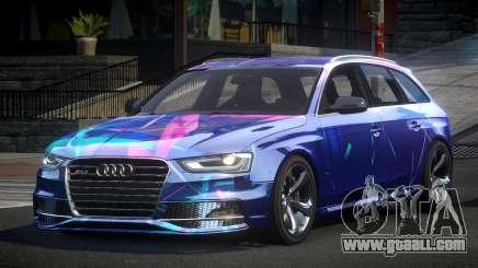 Audi B9 RS4 S1 for GTA 4
