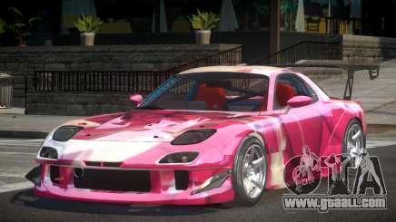 Mazda RX7 US S1 for GTA 4