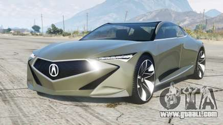 Acura Precision concept 2016〡add-on for GTA 5