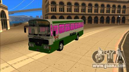 Punjab Roadways Bus Mod By Harinder Mods for GTA San Andreas
