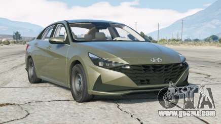 Hyundai Elantra (CN7) 2021 for GTA 5