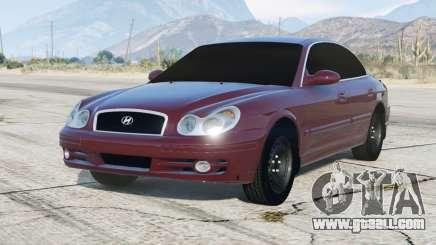Hyundai Sonata (EF) 2004〡rims1 for GTA 5