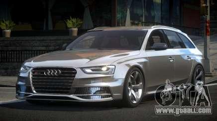 Audi B9 RS4 for GTA 4