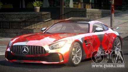 Mercedes-Benz AMG GT Qz S9 for GTA 4