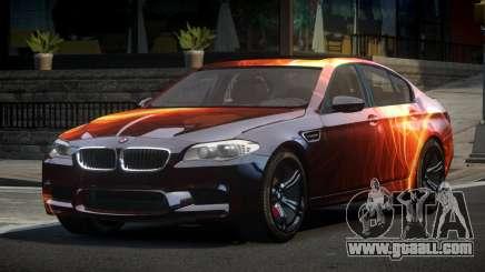 BMW M5 F10 US L8 for GTA 4