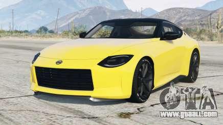 Nissan Z Proto 2020〡add-on for GTA 5